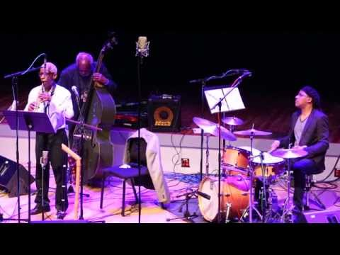Roscoe Mitchell / Henry Grimes / Tani Tabbal - Vision Festival 18 - June 13 2013