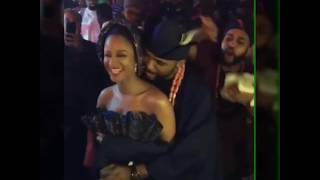 DANCING TIME FOR MR AND MRS BANKY W