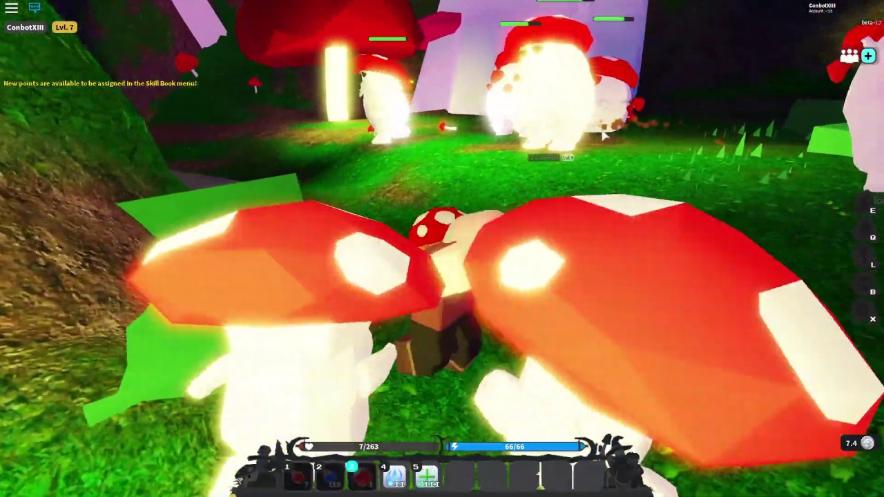 All Known Chest Locations In Enchanted Forest Roblox Vesteria - Vesteria Episode 4 Mushroom Grotto How Many Times Do