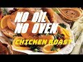 CHICKEN ROAST without oven (Pakistani/Indian style) By Mrs Ammad Sharif