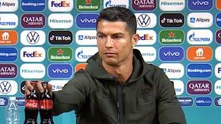 Cristiano Ronaldo - Hungary v Portugal - Pre-Match Press Conference - Euro 2020