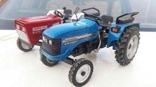 Mini Tractor Slideshow