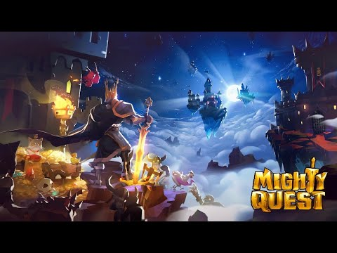 The Mighty Quest For Epic Loot – Announcement Trailer | Ubisoft