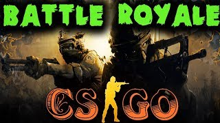 Бесплатный КС ГО + режим королевской битвы - Обновление Counter-Strike: Global Offensive