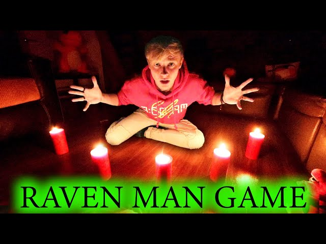 RAVEN MAN GAME // 3 am CHALLENGE