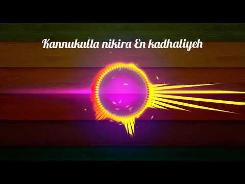 Kannukulla nikira En kadhaliyeh Remix | latest WhatsApp status | Sri Music