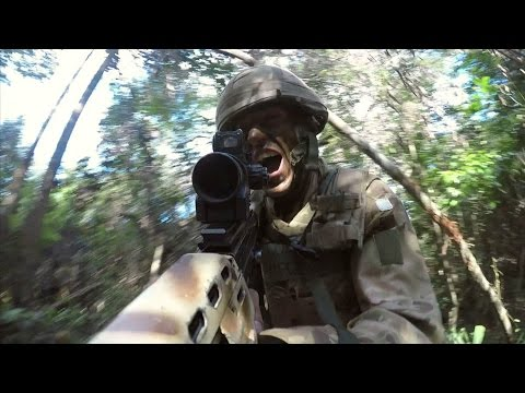 Surviving The Jungle: Exercise Mayan Warrior