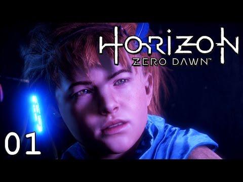 Horizon : Zero Dawn #01 : UN JEU INCROYABLE !