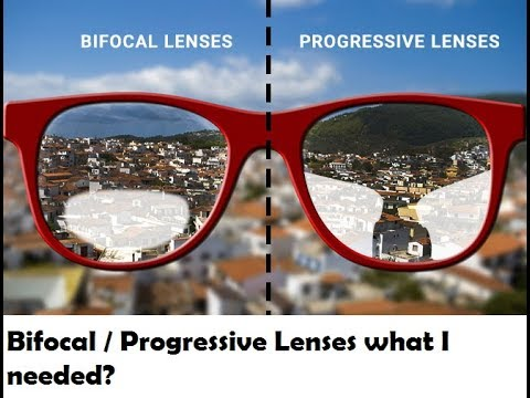 951b7ab4d74 what is bifocal  progressive lenses   which i needed  (HINDI) - YouTube