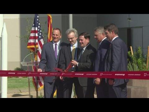 Northrop Grumman Building New Chandler Campus