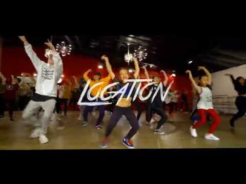 Bryan Tanaka Choreography - Location - Khalid