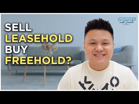 Sell Leasehold And Buy Freehold Property
