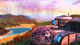 No Man's Sky - Идеальное место для базы! #7