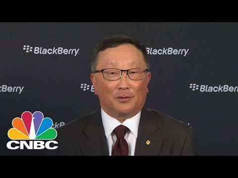 BlackBerry CEO John Chen: We're Done With The Turnaround | CNBC