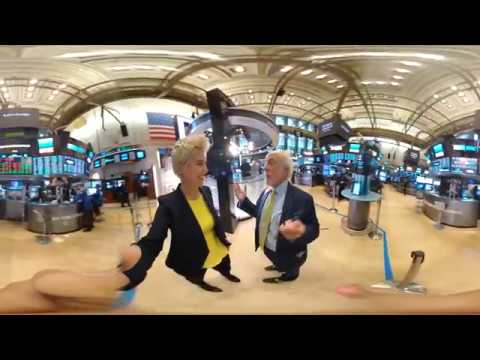 New York Stock Exchange (NYSE) in 360-Degrees