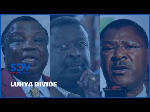 Wetangula accuses Atwoli of giving Mudavadi's position in Luhya politics to Wamalwa and Oparanya