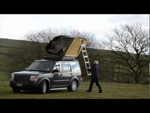APB Trading Ltd - Eezi Awn Series 3 Rooftop Tent