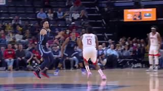 Memphis Grizzlies vs Houston Rockets | November 4,2019