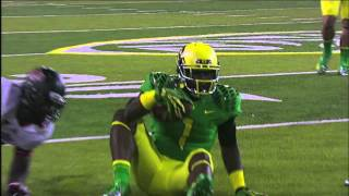 Oregon vs Arkansas State 2012 - Sean G's Highlights