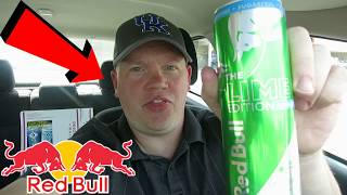 Red Bull Lime Edition Limeade (Reed Reviews)