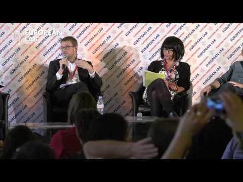 Creative Europe : Objective 2020 - European Lab Forum 2013