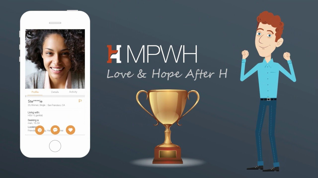 Dating with herpes app