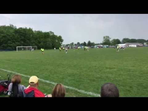 FC Union at Starburst Showcase Columbus Ohio Kelly scores