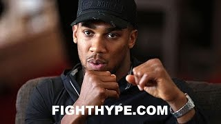ANTHONY JOSHUA BREAKS DOWN CARLOS TAKAM'S STYLE; EXPECTS TOUGHER FIGHT THAN PULEV thumbnail
