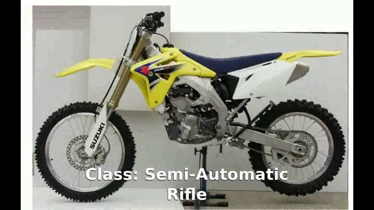 2011 Suzuki RM-Z 450 Specification Specs [Motorcycle Specs] - YouTube