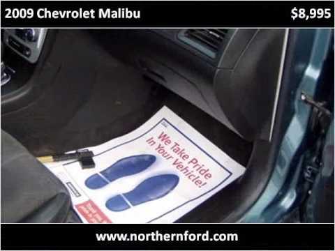 2009 Chevrolet Malibu Used Cars Cut Bank MT