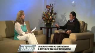 Entrevista a Floresmilo Simbaña