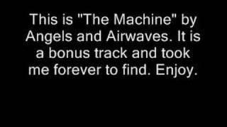 Angels & Airwaves - The Machine (Bonus Track)