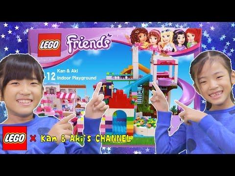 LEGO  Friends 私のレゴフレンズが世界でデビュー!?