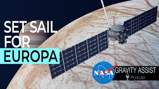 Gravity Assist: Set Sail for Europa