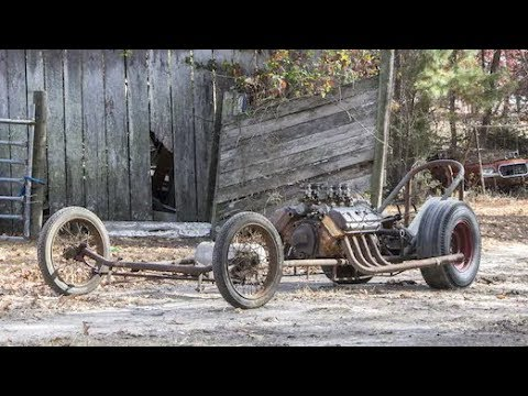 12 Most Incredible Abandoned Cars Found