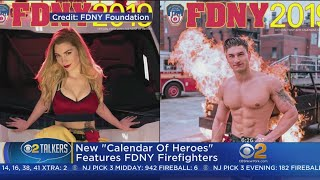 "New ""Calendar Of Heroes"" Features FDNY Firefighters"