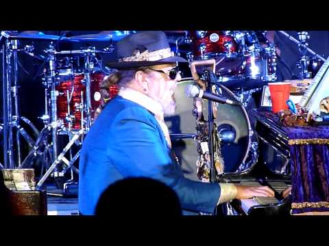 Dr John and The Lower 911-Mo's Scocious-Greenfield Lake Amphitheater