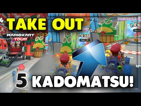 How To Hit A Kadomatsu With An Item 5 Times Tour