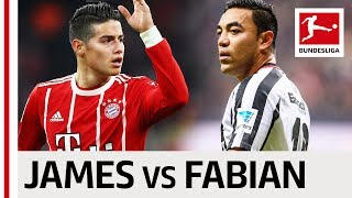 James vs. Fabian - Attacking Maestros Face Off Head to Head