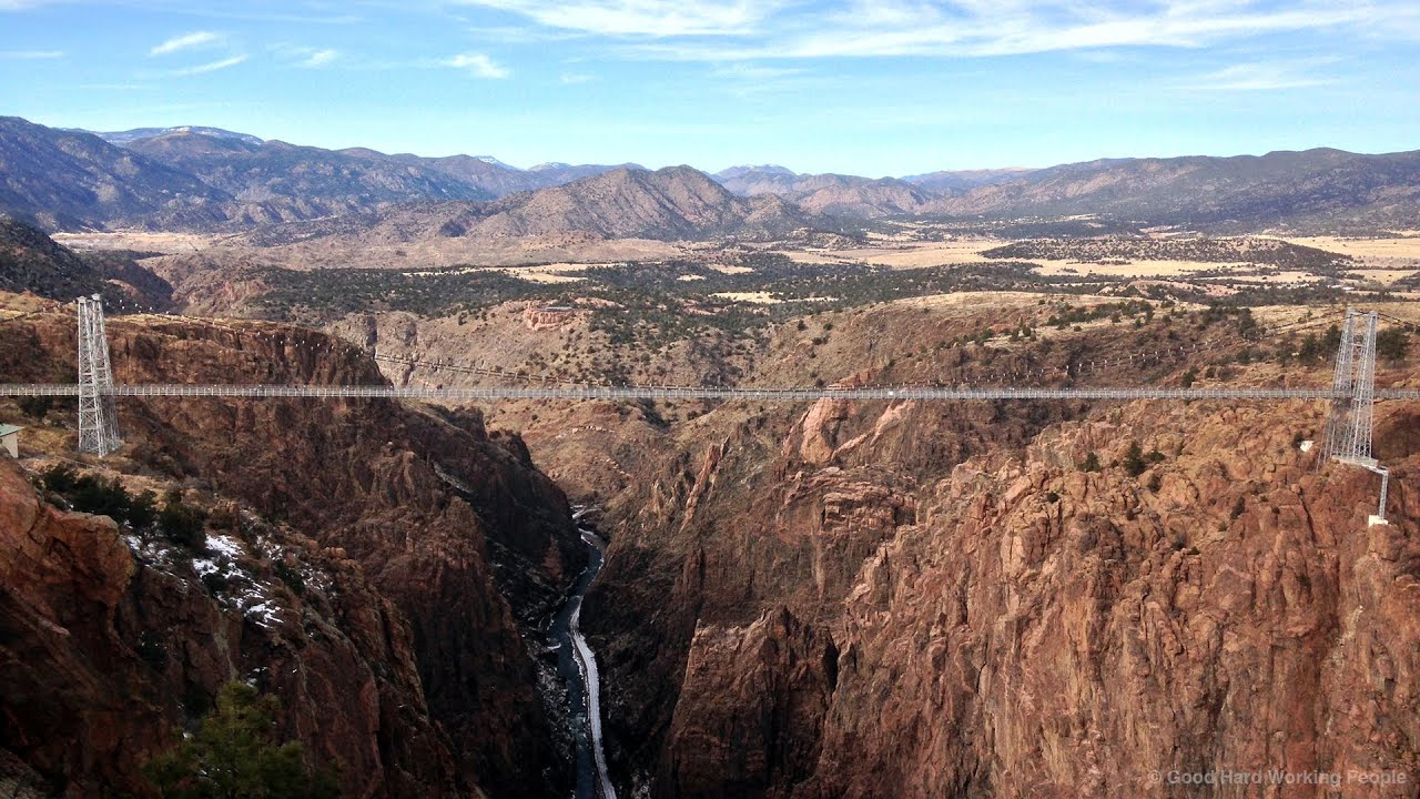 Image result for 20. Royal Gorge Bridge, Colorado