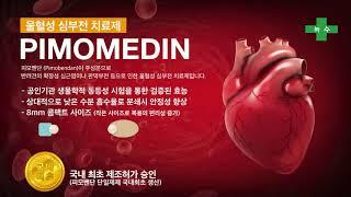 울혈성 심부전 치료제 녹십자수의약품 '피모메딘'