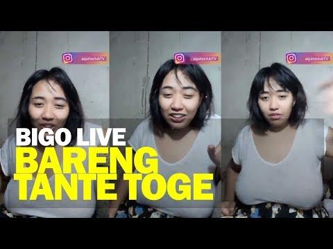 Bigo Live bareng Tante Toge thumbnail