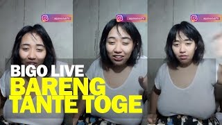 Video Bigo Live bareng Tante Toge download MP3, 3GP, MP4, WEBM, AVI, FLV Juli 2018
