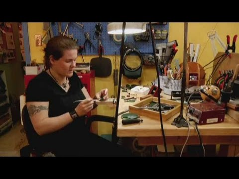 How to Work with Silver   Jewelry Making