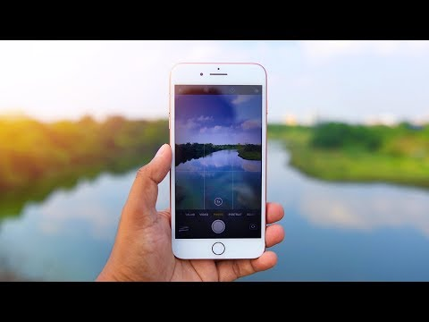 iPhone 8 Plus Camera Review