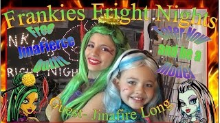 "Monster High | Frankies Fright Nights with guest ""Jinafire Long"" - Creative Princess"