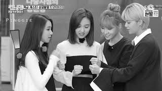 TWICE Chaeyoung poor moments on variety shows