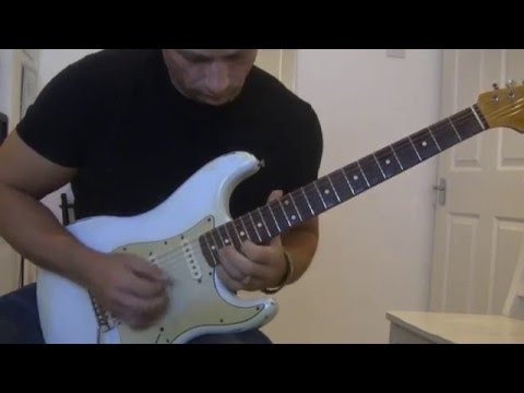 Cliffs Of Dover Cover - Rick Graham (RAW Video Footage)