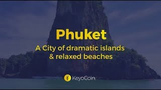 KeyoCoin Travel Challenges. Available in PHUKET