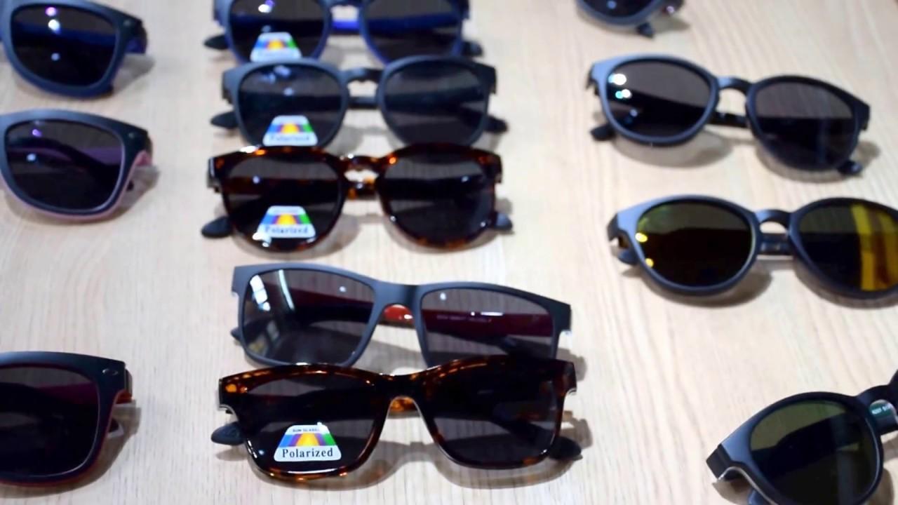 5500dc6e5a5 Clip on magnetic Prescription polarized glasses - YouTube